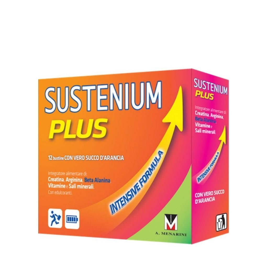 SUSTENIUM PLUS limited edition 12 buste