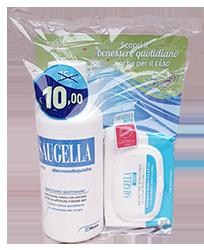 SAUGELLA Dermoliquido 500 ml + 25 salviettine struccanti OMAGGIO
