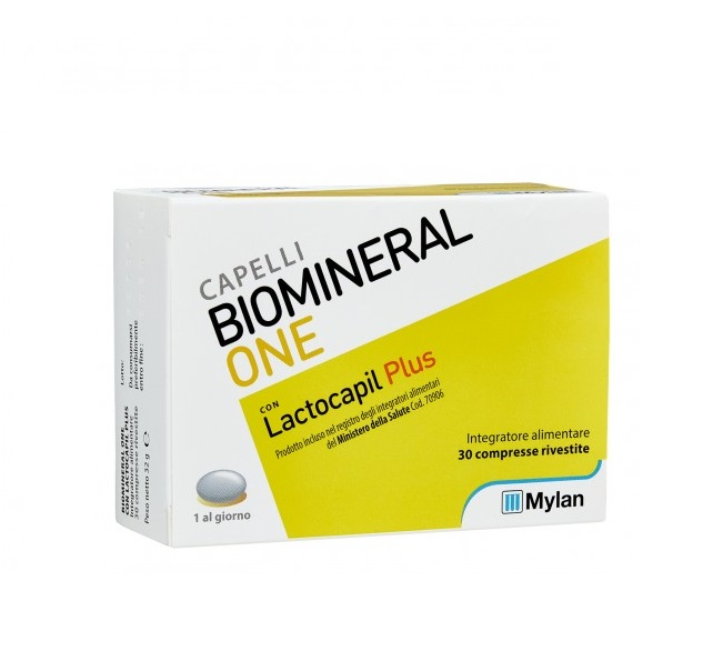BIOMINERAL ONE anticaduta 30 cpr