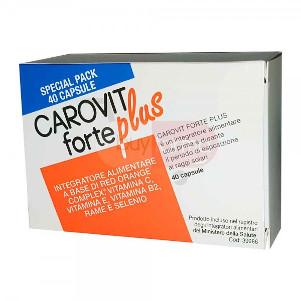 CAROVIT FORTE PLUS 30cps – 1 al giorno