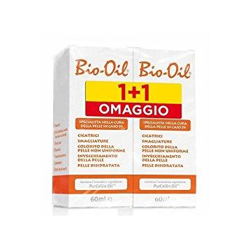 BIO-OIL olio dermatologico smagliature 60ml 1+1 OMAGGIO