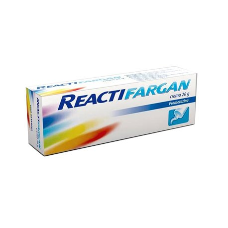 REACTIFARGAN crema 20g
