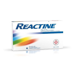 REACTINE 14 compresse